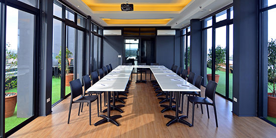 Functionrm 0003 Azumi Hotel Alabang Function Room U Shape