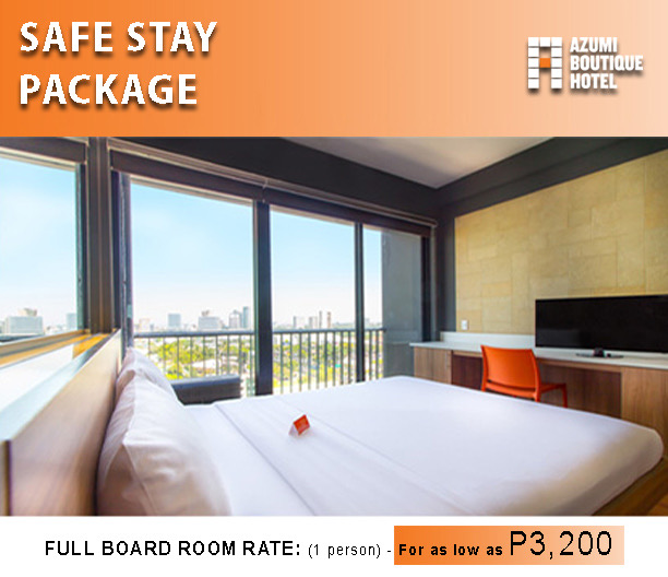 Safe Stay Package